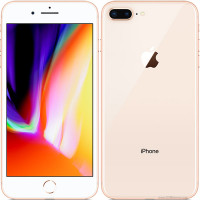 Smartphone Apple iPhone 8 Plus, Gold, 64Gb