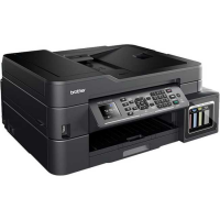 Multifunctional color Brother MFC-T910W ink, A4, ADF, duplex, fax, retea, wireless