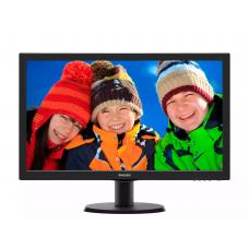 """Monitor Philips 243V5LSB/00 23.6"""" D-Sub/DVI-D"""
