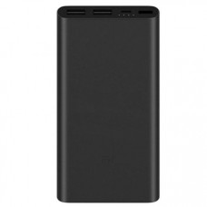 Power Bank Xiaomi 10000 mAh MI 2S negru